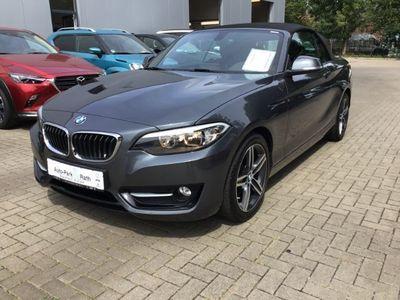 gebraucht BMW 220 d Sport Line*Navi*Sitzheizung*Tempomat*u.v.m.