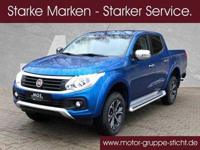 gebraucht Fiat Fullback Double Cap LX Plus 5AT 4WD #PLATINUM