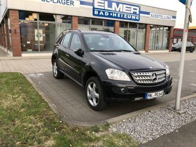 gebraucht Mercedes ML280 MERCEDESCDI *Top Zustand* *Beifahr...