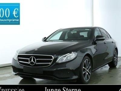 gebraucht Mercedes E200 Limousine Avantgarde+Night+LED+Kamera+Navi