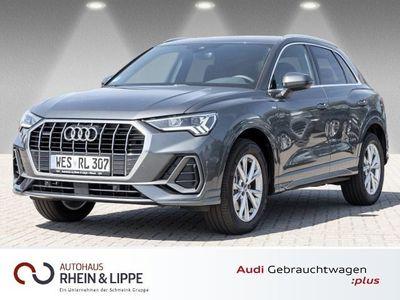 gebraucht Audi Q3 S line 45 TFSI quattro 169 kW (230 PS) S tronic