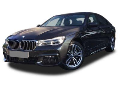 gebraucht BMW 740 3.0 Diesel