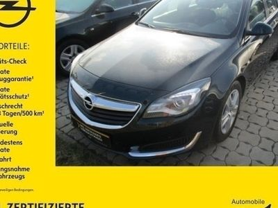 gebraucht Opel Insignia ST Edition 2.0 CDTI Euro6 DPF/Klima/BC