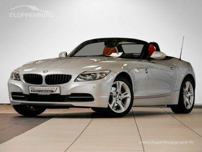 gebraucht BMW Z4 sDrive23i Roadster HiFi Xenon Shz Klima 17 LMR -