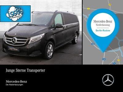 gebraucht Mercedes V250 V 250 extralang BT Avantgarde Edition