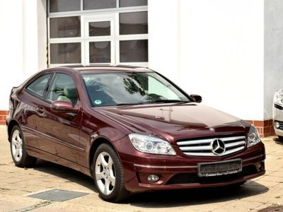 gebraucht Mercedes CLC180 Kompressor, SERVICE & TÜV