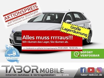 gebraucht Audi A3 Sportback 35 TFSI 150 S-tronic Nav+ S-Line Keyl SHZ