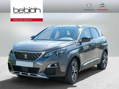 gebraucht Peugeot 3008 GT-Line PureTech 180 S&SGPF EAT8, Panorama,