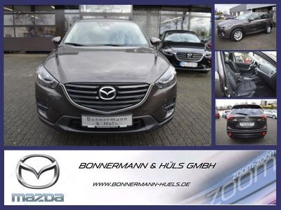 gebraucht Mazda CX-5 2.2 D-150 EXCLUSIVE-LINE *LED*PDC*KLIMAA*BLUETOOT