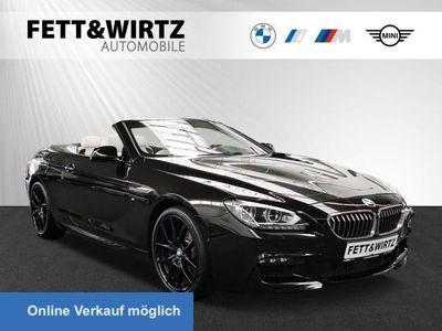 gebraucht BMW 640 Cabriolet i xDrive M Sport Standhz Sitzbel. B&O