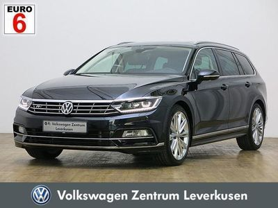 gebraucht VW Passat 2.0 TDI Highline DSG AHK AID