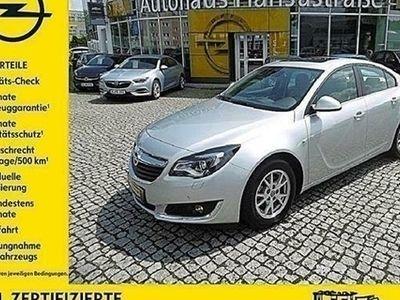 gebraucht Opel Insignia Insignia 2.0CDTI Edition ecoFLEX