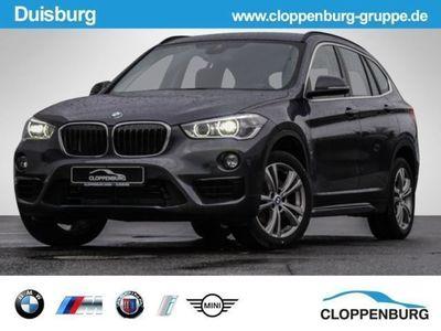 käytetty BMW X1 xDrive20i Sport Line LED Navi Tempomat AHK