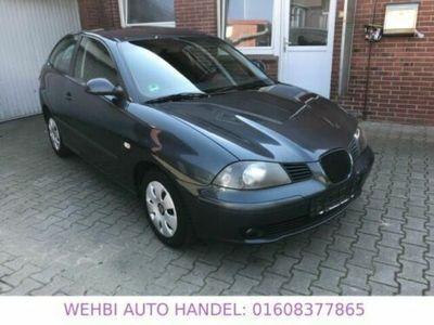 used Seat Ibiza Sport Edition 1.4