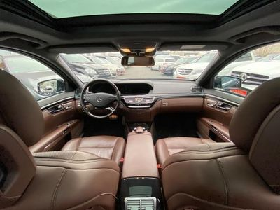 "gebraucht Mercedes S350L 4M / AMG ""2LOOK-EDITION Designo NP 140 / 3 X TV"