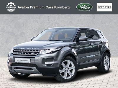 gebraucht Land Rover Range Rover evoque TD4 Pure