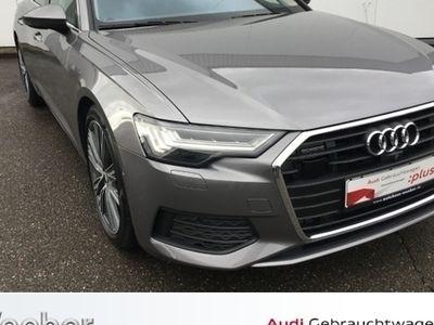 gebraucht Audi A6 50 TDI quattro NP93 HeadUp Navi LED Leder
