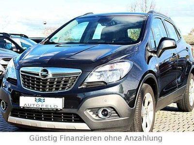 gebraucht Opel Mokka X 6 CDTI ecoFLEX/NAVI/SHZ/TEMP/BT/PDC/