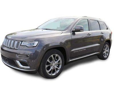 gebraucht Jeep Grand Cherokee MY19 Summit 3.0l V6 MJet NAVI XEN