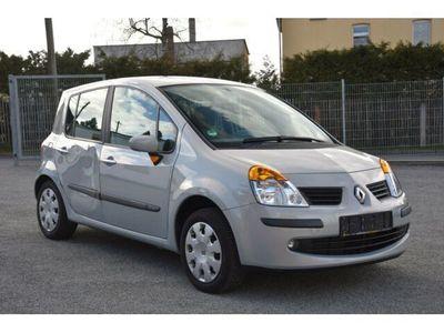 gebraucht Renault Modus 1.6 16V Dynamique *Klima*So.+Wi.*S-Heft*