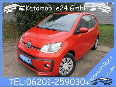 gebraucht VW up! up! move1.0 BMT maps+more dock EURO 6 Sitzheizung