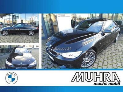 gebraucht BMW 420 dA M Sportpaket Navi Head Up SD HiFi Xenon