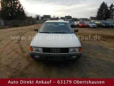 gebraucht Audi 80 1.8