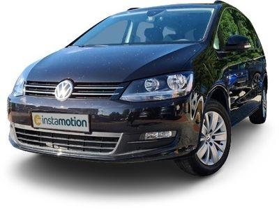 gebraucht VW Sharan Sharan2.0 TDI PDCv+h Multif.Lenkrad RDC Klimaautom SHZ Temp Start-Stop CD USB MP3
