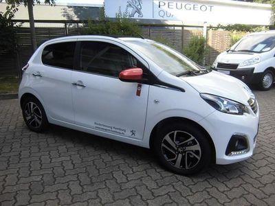 gebraucht Peugeot 108 Top Roland Garros PureTech 82