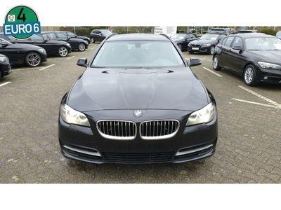 gebraucht BMW 520 d xDrive Touring Aut. Navi Business Klimaaut.
