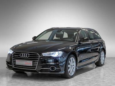 gebraucht Audi A6 Avant 3.0 TDI quattro S line Leder Xenon Navi