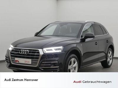 gebraucht Audi Q5 Sport 2.0 TDI qu. ACC Pano LED virtual Leder