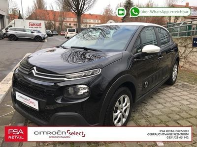 gebraucht Citroën C3 1.2 82 Pure Tech S&S FEEL, Klima, EPH, SHZ