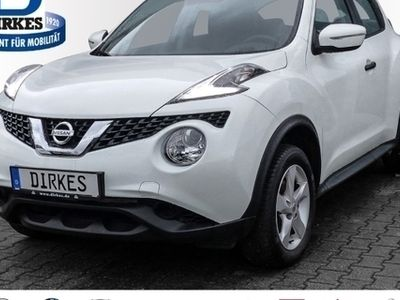 gebraucht Nissan Juke Visia Plus 1.6 Klima CD AUX ESP Alu Radio