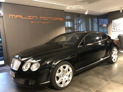 gebraucht Bentley Continental GT W!12 TRAUMZUSTAND NUR 66.000KM