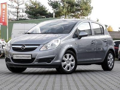 gebraucht Opel Corsa Edition D 1.2 Klima Radio CD MFL