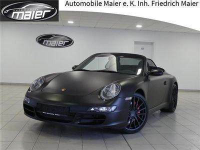 gebraucht Porsche 911 Carrera S Cabriolet - Navi - Xenon - Leder