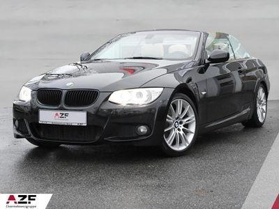 gebraucht BMW 320 Cabriolet 320 d Sport-Paket M+Navi+Leder+Xenon+SHZ