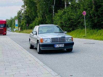 gebraucht Mercedes 190 2.0 Sportline