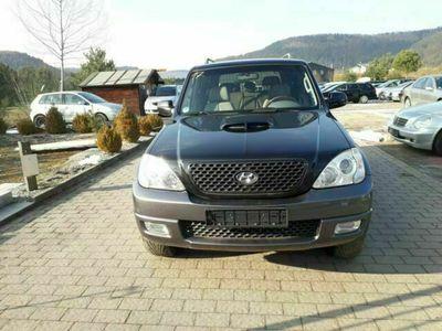 gebraucht Hyundai Terracan 2.9 CRDi GLS als SUV/Geländewagen/Pickup in Münchweiler an der Rodalb