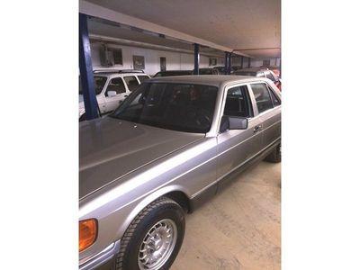 gebraucht Mercedes 380 SW126