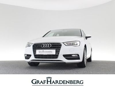 gebraucht Audi A3 Sportback 2.0TDI Automatik Ambiente Xenon Nav