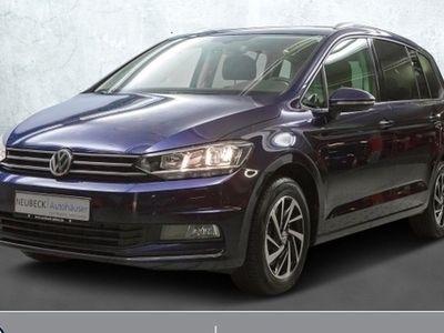 gebraucht VW Touran Join 1.4 TSi Klima Navi LM Dachreling Front