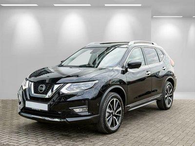 gebraucht Nissan X-Trail dCi tekna Leder+PanoSD+BOSE+el.Sitz+Navi+LED+ACC+360+ParkAss+4xSHZ