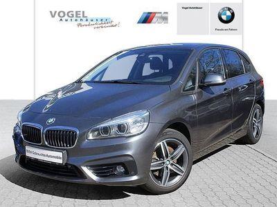 gebraucht BMW 220 Active Tourer d Sport Line