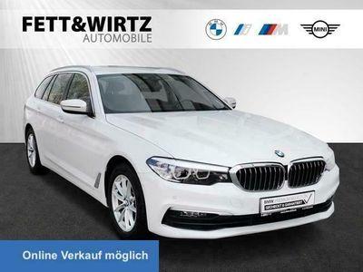 gebraucht BMW 520 d Tour Komfortsitze Belüft H K