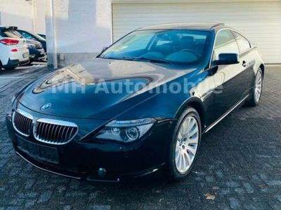 gebraucht BMW 645 645 Baureihe 6 CoupeCI*Erst 89Tkm*!Preissenkung