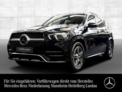 gebraucht Mercedes 300 GLEd 4M AMG 360° Pano Multibeam HUD AHK PTS