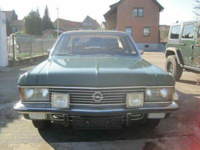 used Opel Diplomat