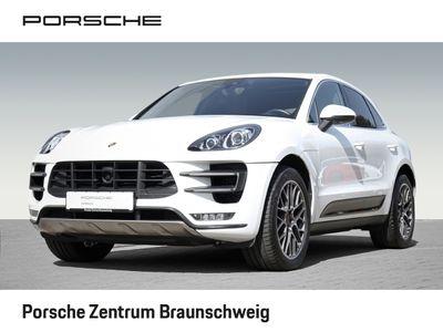 gebraucht Porsche Macan Turbo Burmester 20-Zoll Keyless Klimasitze